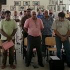 33ème congrès du FLNKS à Poya
