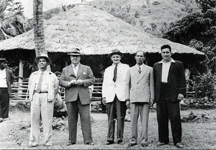 Des fondateurs de l'UC