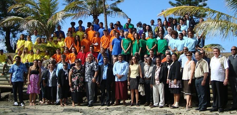 Oceania 21 Meetings