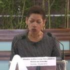Intervention de Mme Pau-Langevin, ministre des Outre-mer devant le congrès