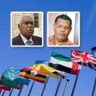 Le FLNKS devant la 4ème Commission de la décolonisation à l'ONU