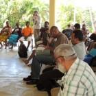 Dernier comité directeur de l'année à Sarraméa