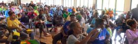 <center>48ème congrès à Ko We Kara : mobilisation pour la consultation</center>